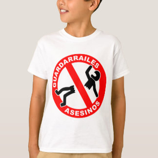 384 Guardarrailes Asesinos Tee Shirt
