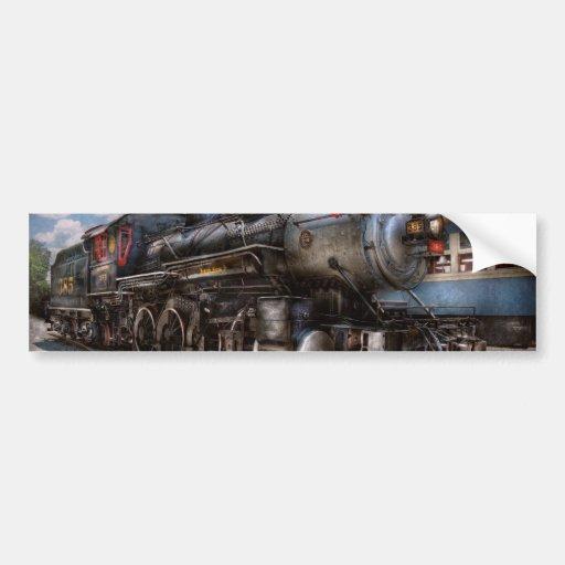 385 - Train - Steam - 385 Fully restored Bumper Sticker