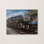 385 - Train - Steam - 385 Fully restored Jigsaw Puzzle