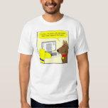 386 delete homework dog cartoon shirts