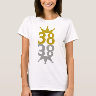 38-Crown-Reflection T-Shirt