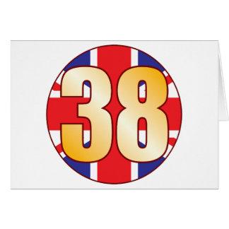 38 UK Gold Card