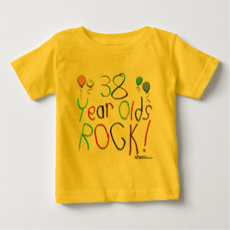 38 Year Olds Rock ! Shirts
