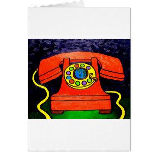 38th 069 greeting card