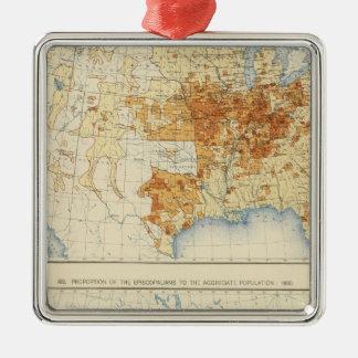 39 Disciples of Christ, Episcopalians 1890 Christmas Ornament