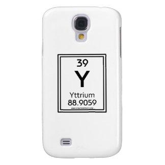 39 Yttrium Galaxy S4 Case