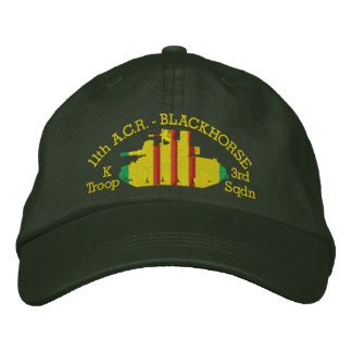 3/11th A.C.R (Your Troop) M551 Embroidered Hat