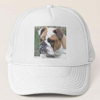 3-29-06 009, bulldog trucker hat