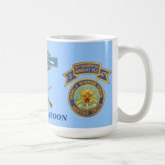 3/47th Infantry MRF Airboat Platoon Mug