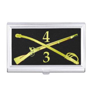 3-4 CAV Business Card Holder