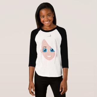 3/4 Nina shirt girl