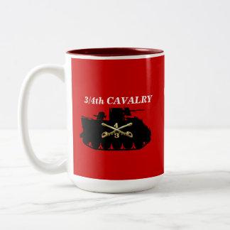 3/4th Cavalry M113 ACAV Track Mug