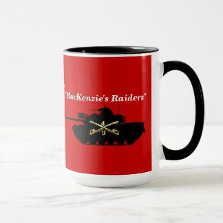 3/4th Cavalry M48A3 Patton Mug