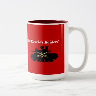 3/4th Cavalry M551 Sheridan Mug