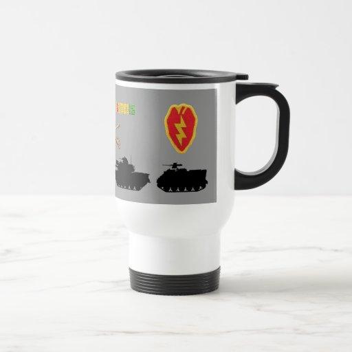 3/4th Cavalry MacKenzie's Raiders AFVs Mug