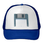 3.5 Floppy Disc Hat (front of disc)