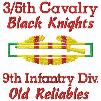 3/5th Cavalry 9th Inf. Div. CIB Embroidered Shirt