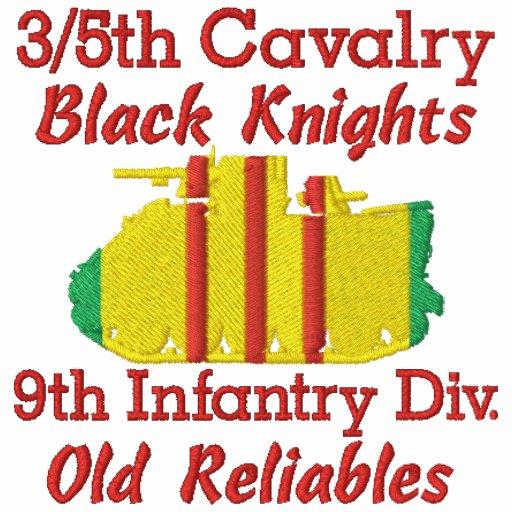 3/5th Cavalry 9th Inf. Div. M113 Track Polo Shirt