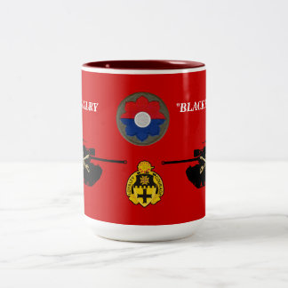 3/5th Cavalry M48A3 Patton Mug