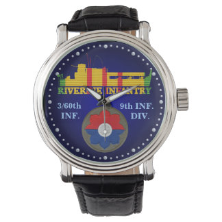 3/60th Inf. 9th Div. ATC Watch