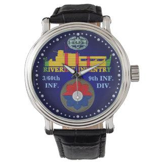 3/60th Inf. 9th Div. CMB ATC Watch