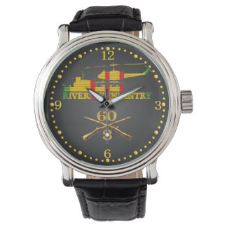3/60th Inf. Crossed Rifles & ATC(H) Watch