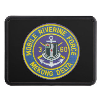 3/60th Inf Mobile Riverine Force Patch Hitch Cover