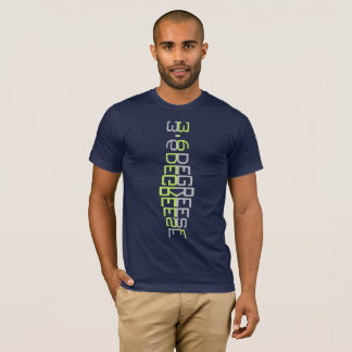 3.6 Degrees F Climate Change Threshold T-Shirt