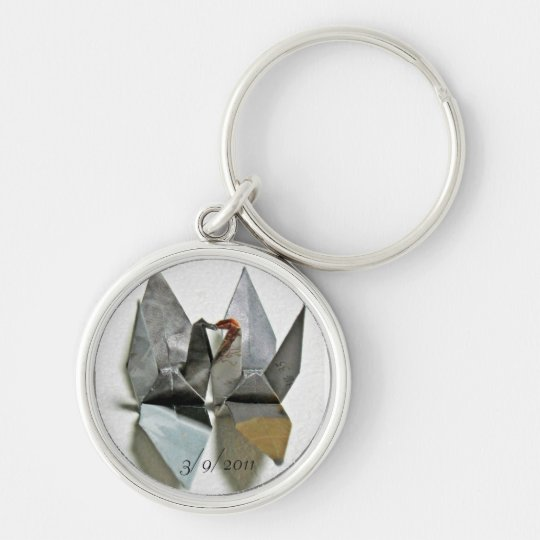 3/9/2011  origami key chain