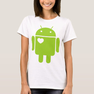 <3 Android T-Shirt