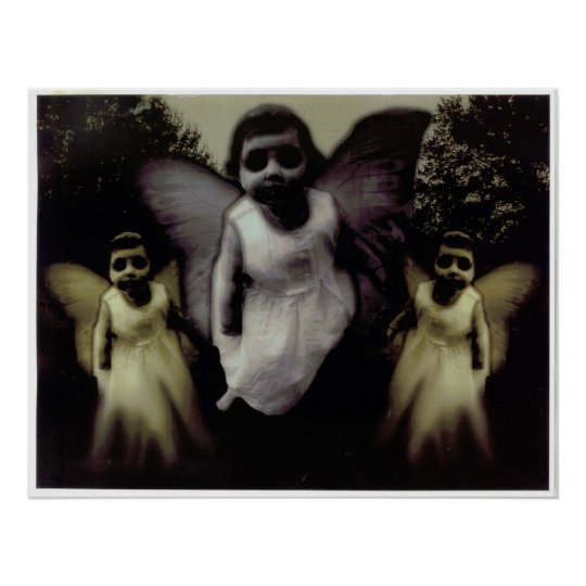 3 Angels [larger run] Poster