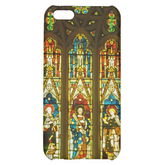 3 Apostles South Stained Glass Window Christ Churc Case For iPhone 5C