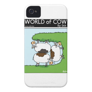 3 Cows grazing Case-Mate iPhone 4 Cases