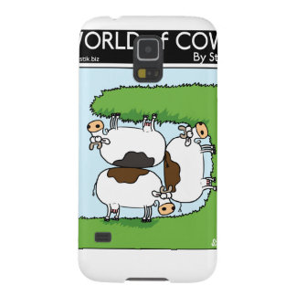 3 Cows grazing Galaxy S5 Cases