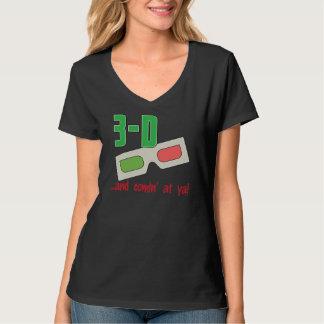 3-D and comin' at ya! Shirts