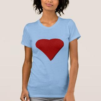 3-D Heart #1 T-Shirt