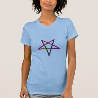 3-D Inverted Pentagram T-Shirt
