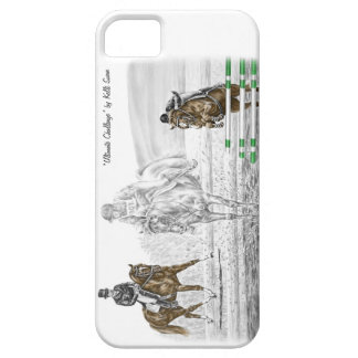 3-Day Eventing Horses Combined Training Barely There iPhone 5 Case