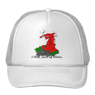 3 Day Tour of Wales Hat