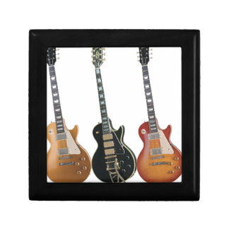 3 ELECTRIC GUITARS GIFT BOX