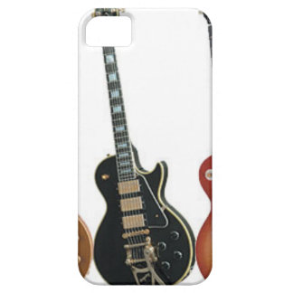 3 ELECTRIC GUITARS iPhone 5 COVER