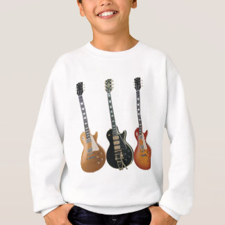 3 ELECTRIC GUITARS SWEATSHIRT