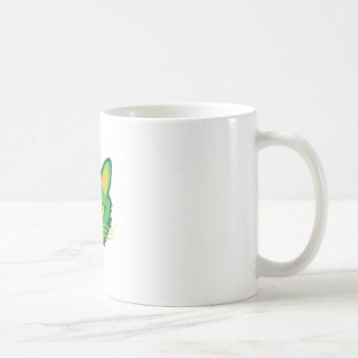 3 eyed cat coffee mugs