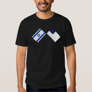 3 Flags of Hope, Faith and Blessing t-shirt