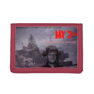 3 gazillion MegaYen Tri-fold Wallets