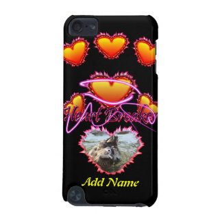 3 Hearts Heart Breaker neon sign iPod Touch (5th Generation) Cases