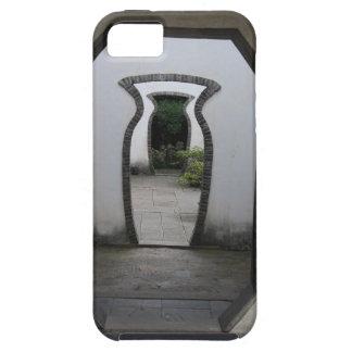 3 Jar Shaped Door Optical Illusion iPhone 5 Covers
