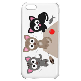 3 Kittens iPhone 5 Case
