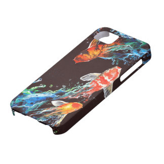 3 koi iPhone 5 cases