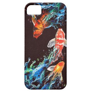 3 Koi iPhone 5 Covers